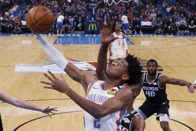 Thunder Preview Basketball