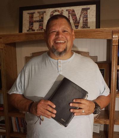 First Baptist  Church new Pastor