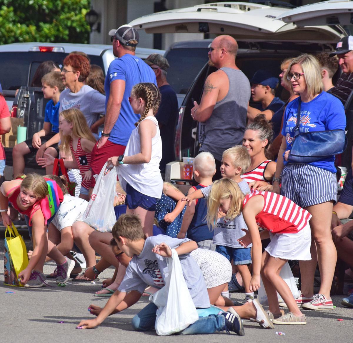 Marlow 4th of July parade
