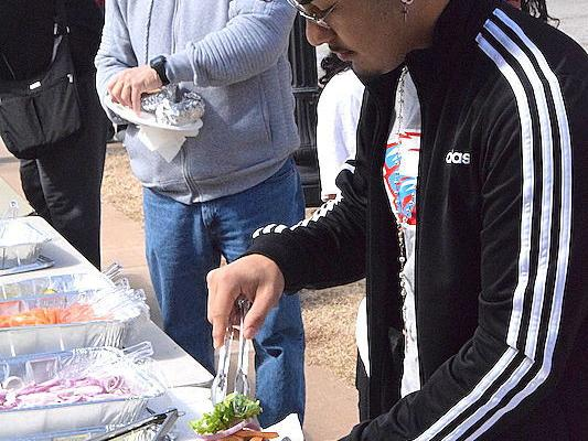 Cameron Homecoming tailgate true testament to bond between college and community