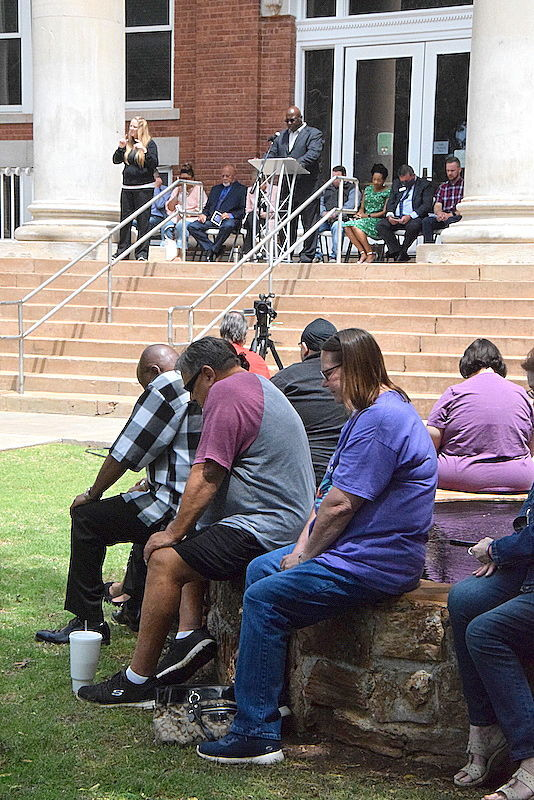 National Day of Prayer celebrated in Lawton