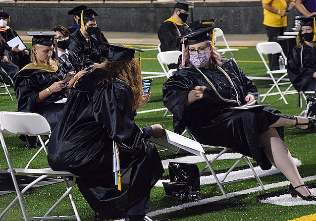 Cameron graduation