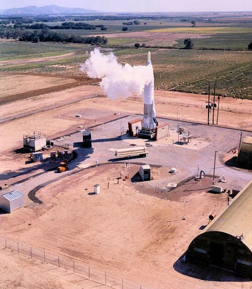 Willow missile site