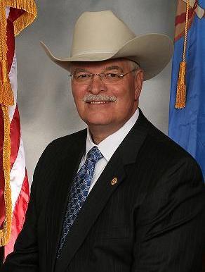 Stephens County Sheriff Wayne McKinney