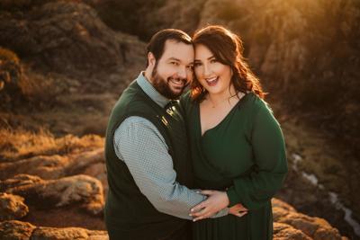 Billy Spannagel and Amanda Richey