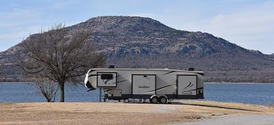 City imposes time restrictions on campers using lake sites