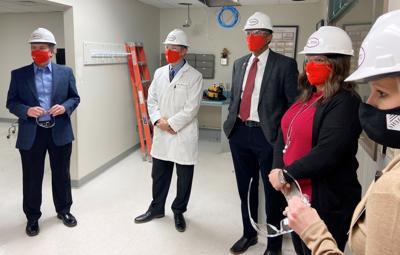 Southwestern's new cath lab
