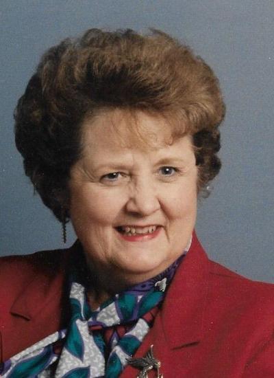 Goldie Louise (Zitterkob) Delk