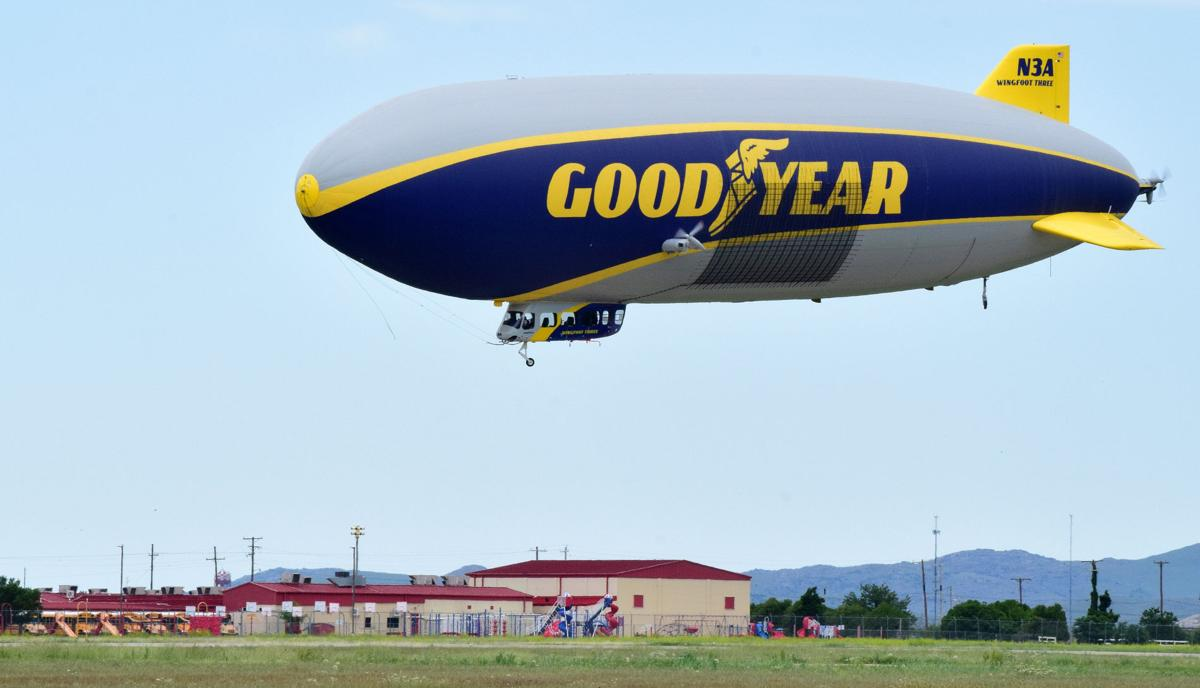 Goodyear Wingfoot Three