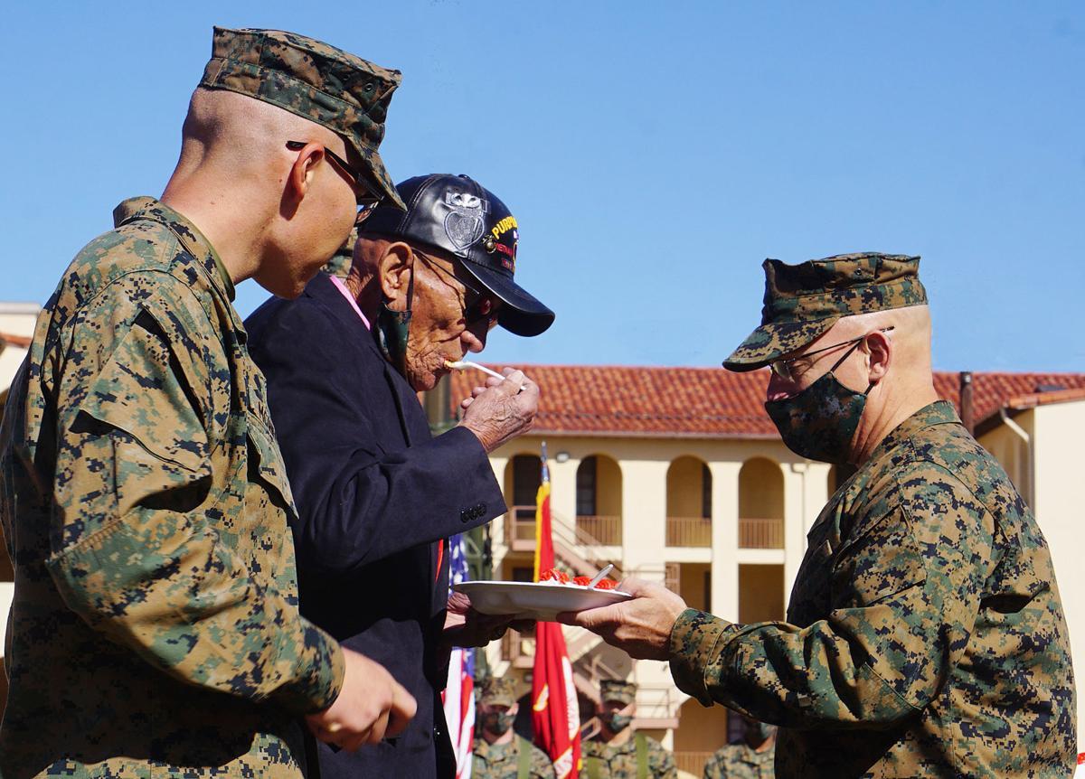 Marine Birthday
