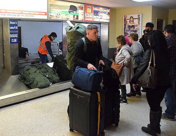 Airport baggage