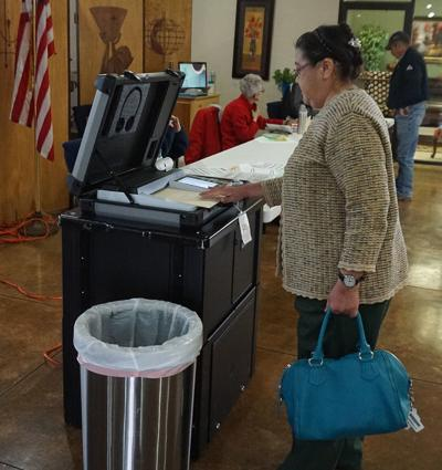 CIP Voting in Lawton