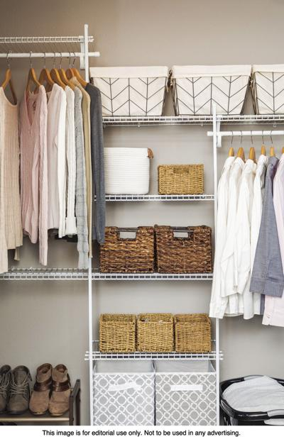 Improve storage at home