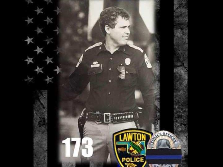 Beloved Lawton Police officer remembered for his heart, humanity, service to community