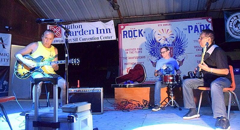 Cecil Gray Native Blues Band