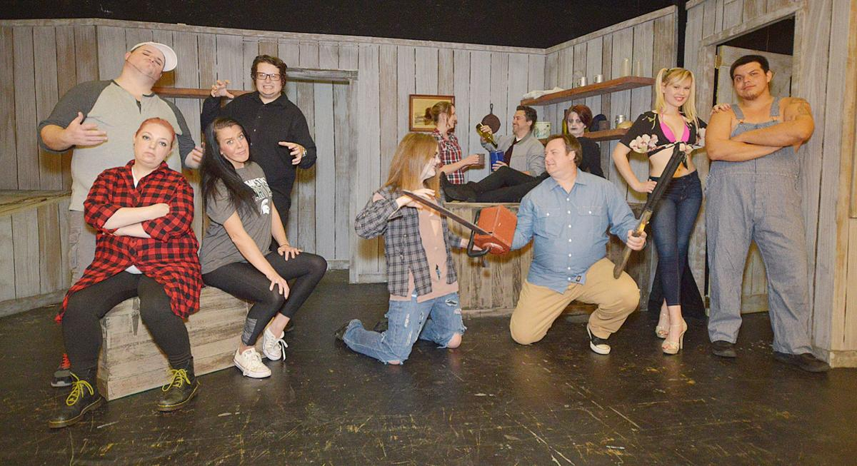 Blue Moon's production of 'Evil Dead: The Musical'