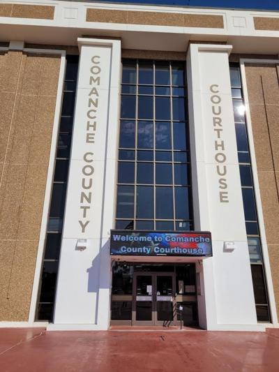 Greetings from the Comanche County Courthouse