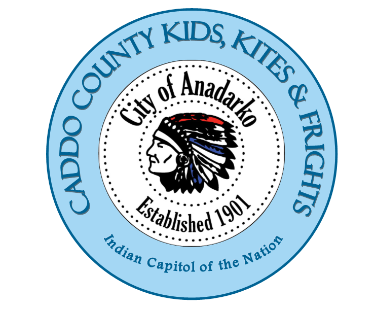 Caddo County Kids, Kites and Frights
