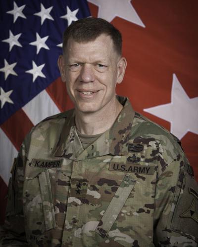 Maj. Gen. Kenneth Kamper
