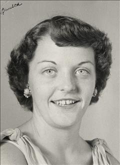 Donna Joyce (Dorris) Mansel