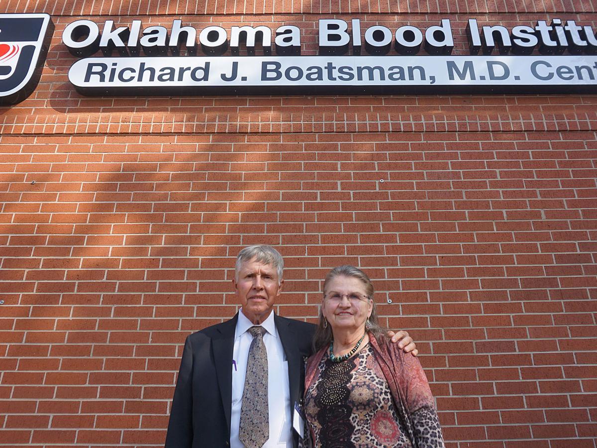 OBI building now bears founding physician's name