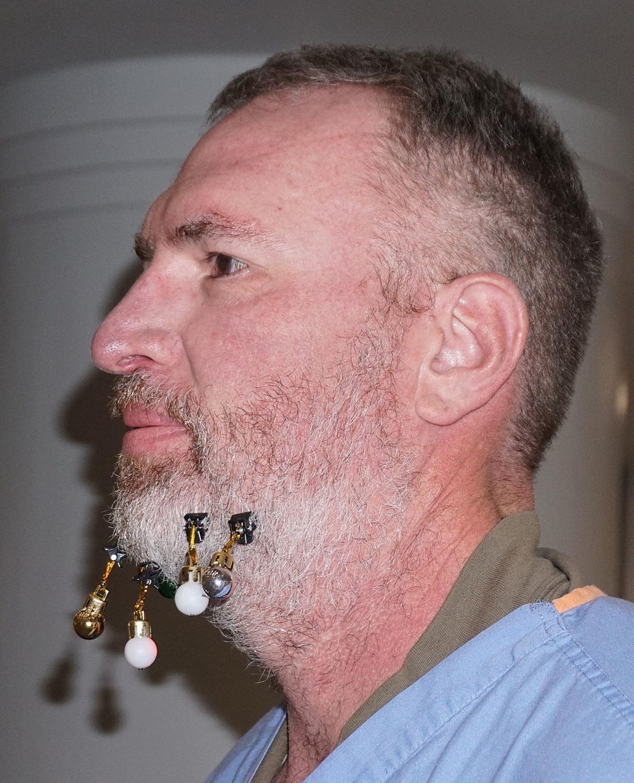 No shave November at Comanche County Memorial Hospital
