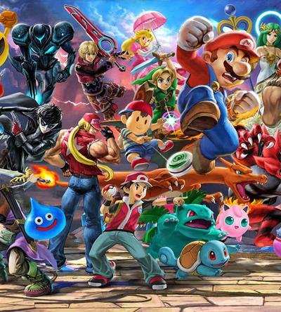 'Smash Bros. Ultimate'
