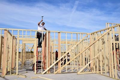 Small projects dominate September building permits