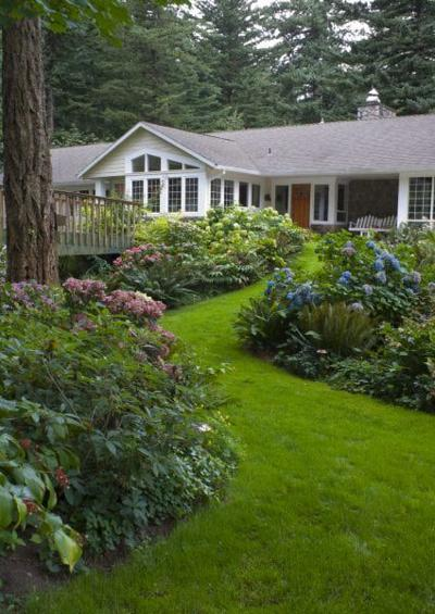How to landscape for energy conservation around your house