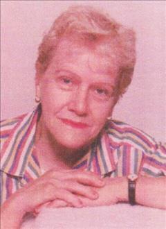 Ruth Barbara Brown