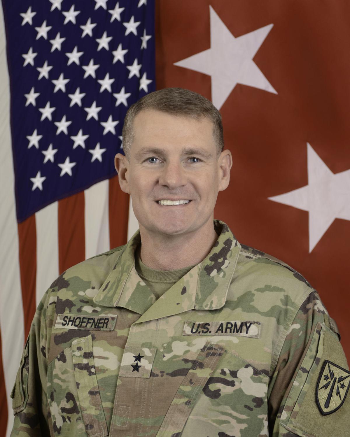 Maj. Gen. Wilson Shoffner