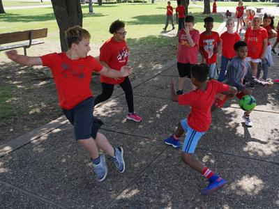 Lawton YMCA day camp