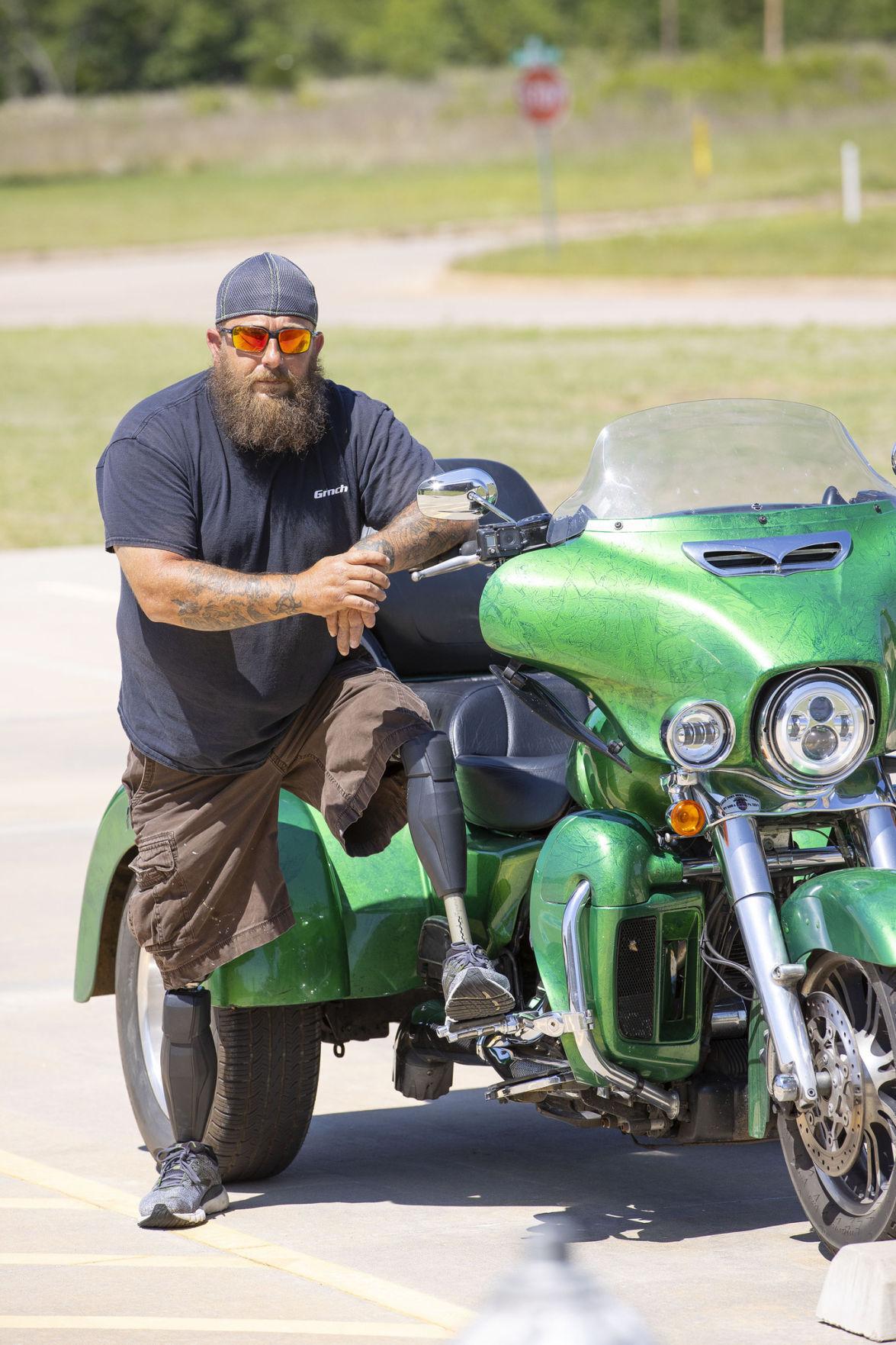 Edwards on Harley