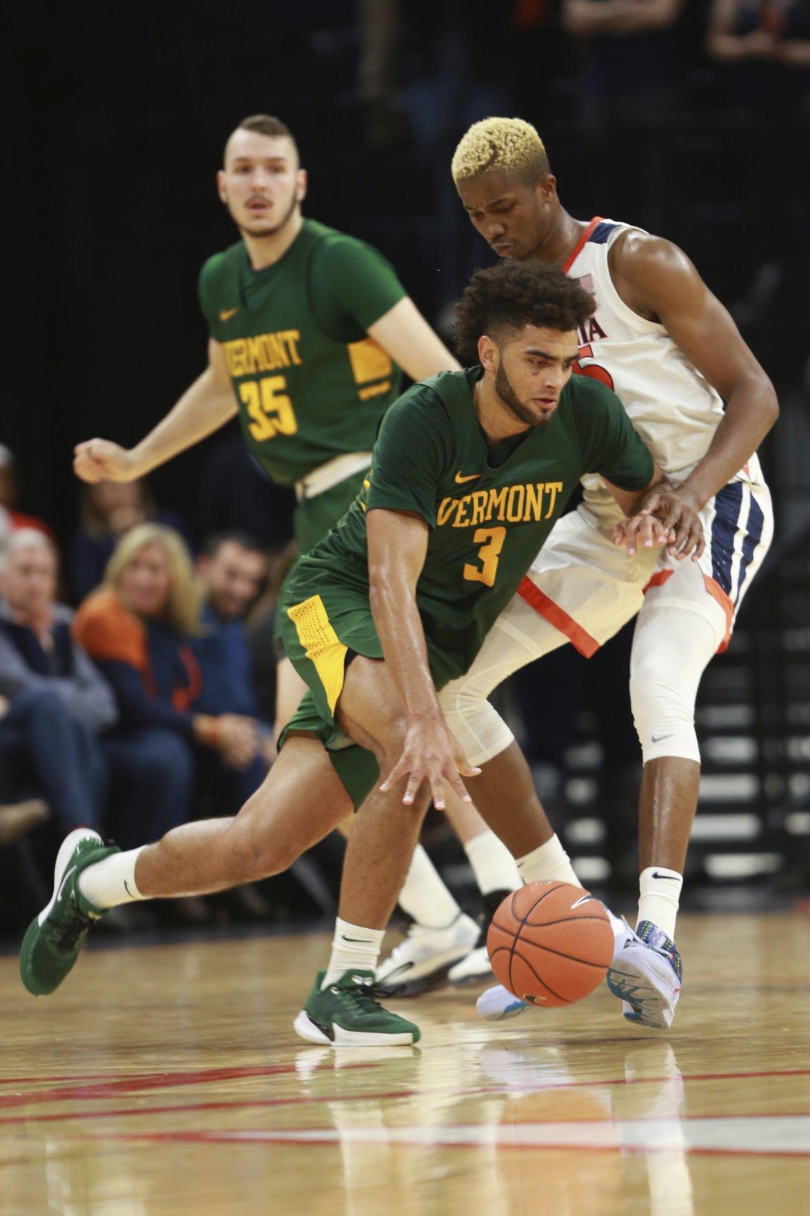 Vermont Virginia Basketball