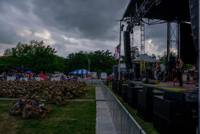 Fort Sill Armed Forces Day Concert