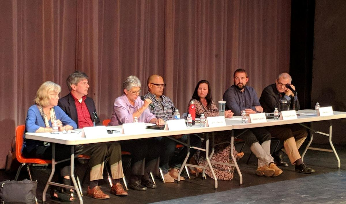 Santa Ynez High School District Board Candidates Forum 1