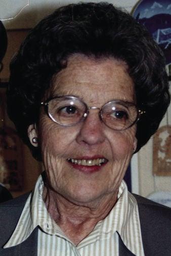 Gladys Mae FitzGerald