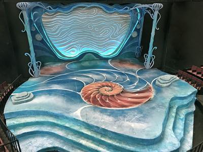 100719 Little Mermaid
