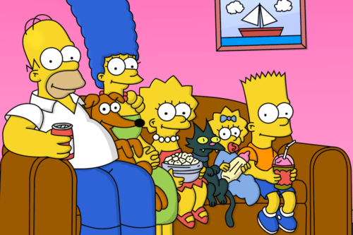 Dictionary Officially Adds Made-up Word From 'The Simpsons'