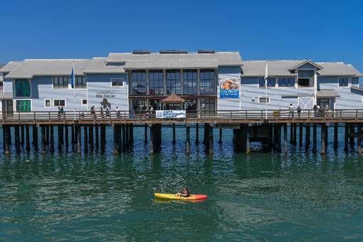 Sea Center on Stearns Wharf