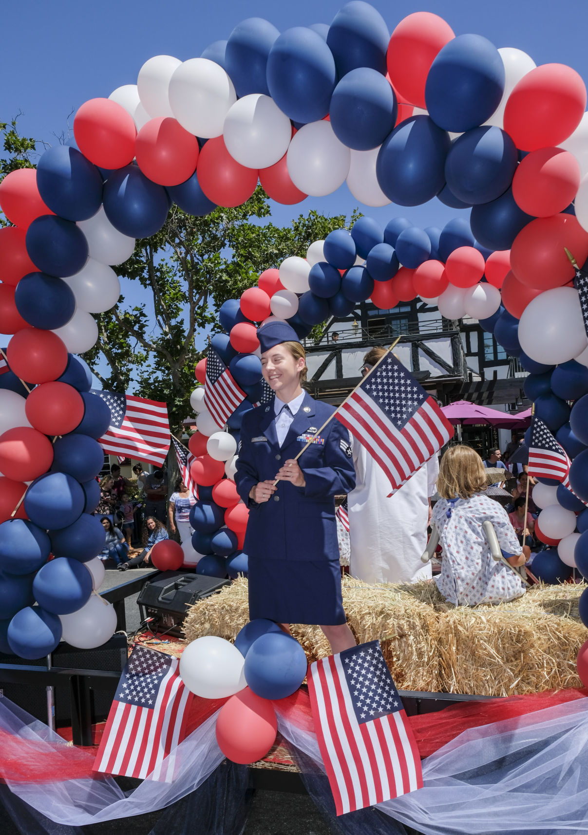 GALLERY Solvang honors veterans at 4th of