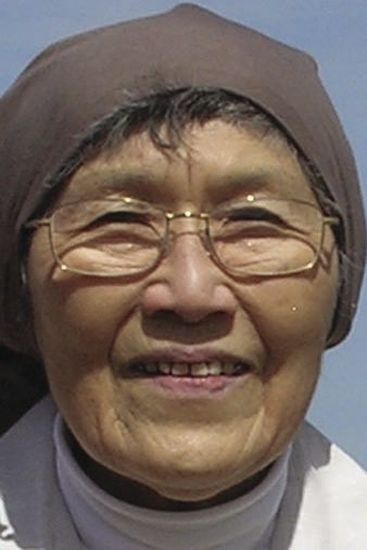 Sister Mary Anne Tani, of the Eucharist, OCD
