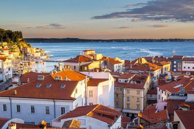 Linda Johansen 'Discover Croatia, Slovenia and the Adriatic Coast'
