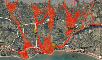 12.3.18 Santa Barbara County Updated Debris Flow Risk Map