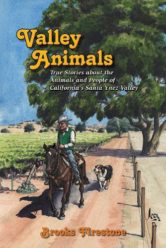 Fireside stories with Firestone: Read from his book 'Valley Animals'