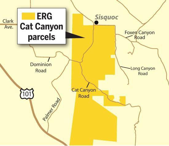 ERG Cat Canyon