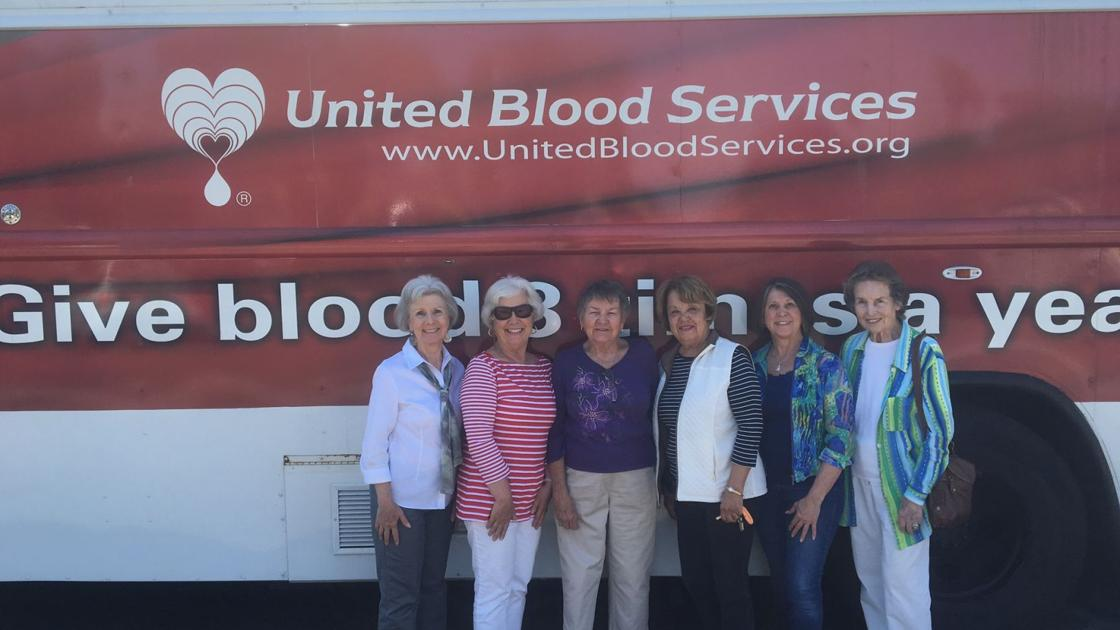 Blood drive at Old Mission Santa Ines - Santa Ynez Valley News