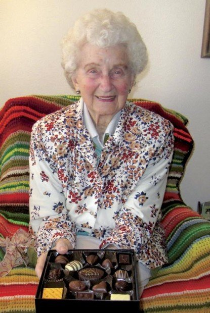Atterdag Village resident to celebrate 100th