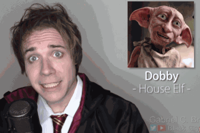 This Guy's 'Harry Potter' Impressions Are Amazing