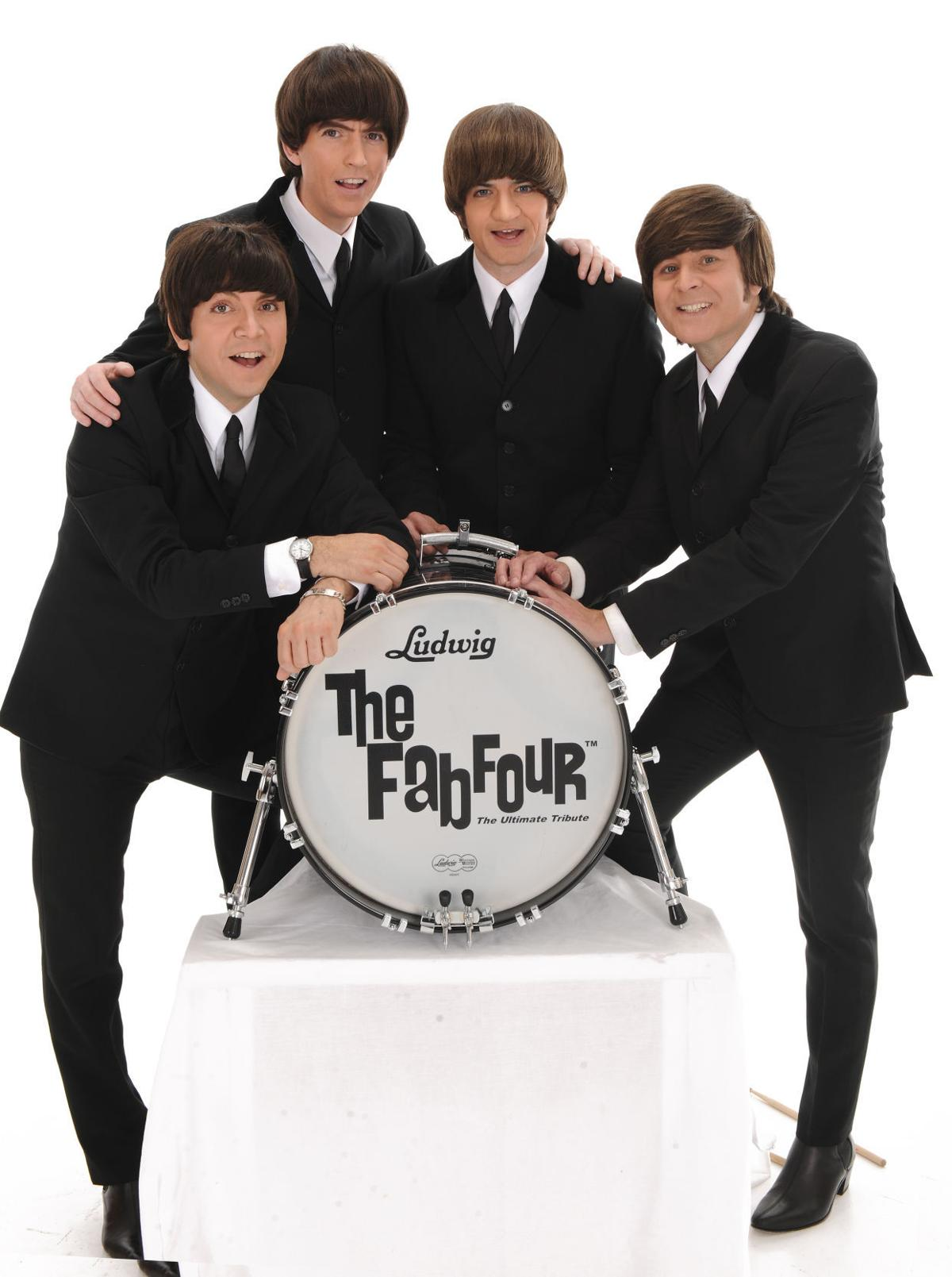 The Fab Four Bring The Beatles To Life